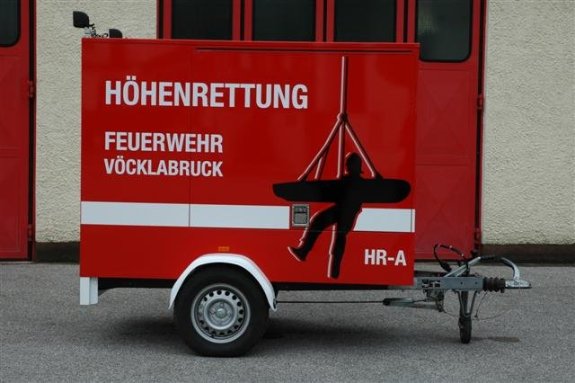 hrg anhaenger 00 - Schulung FF Schwanenstadt