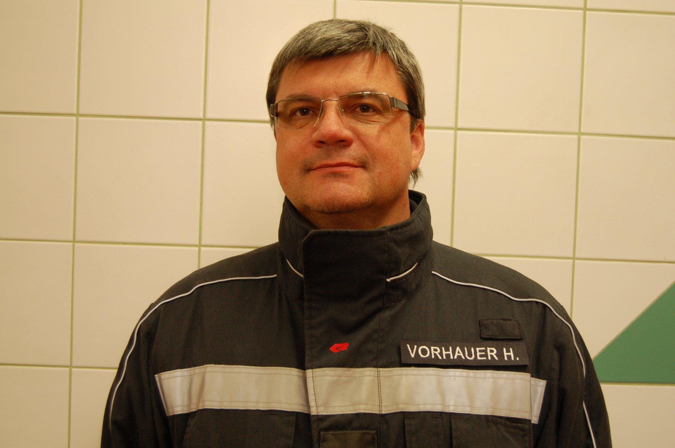 Vorhauer - Hannes Vorhauer