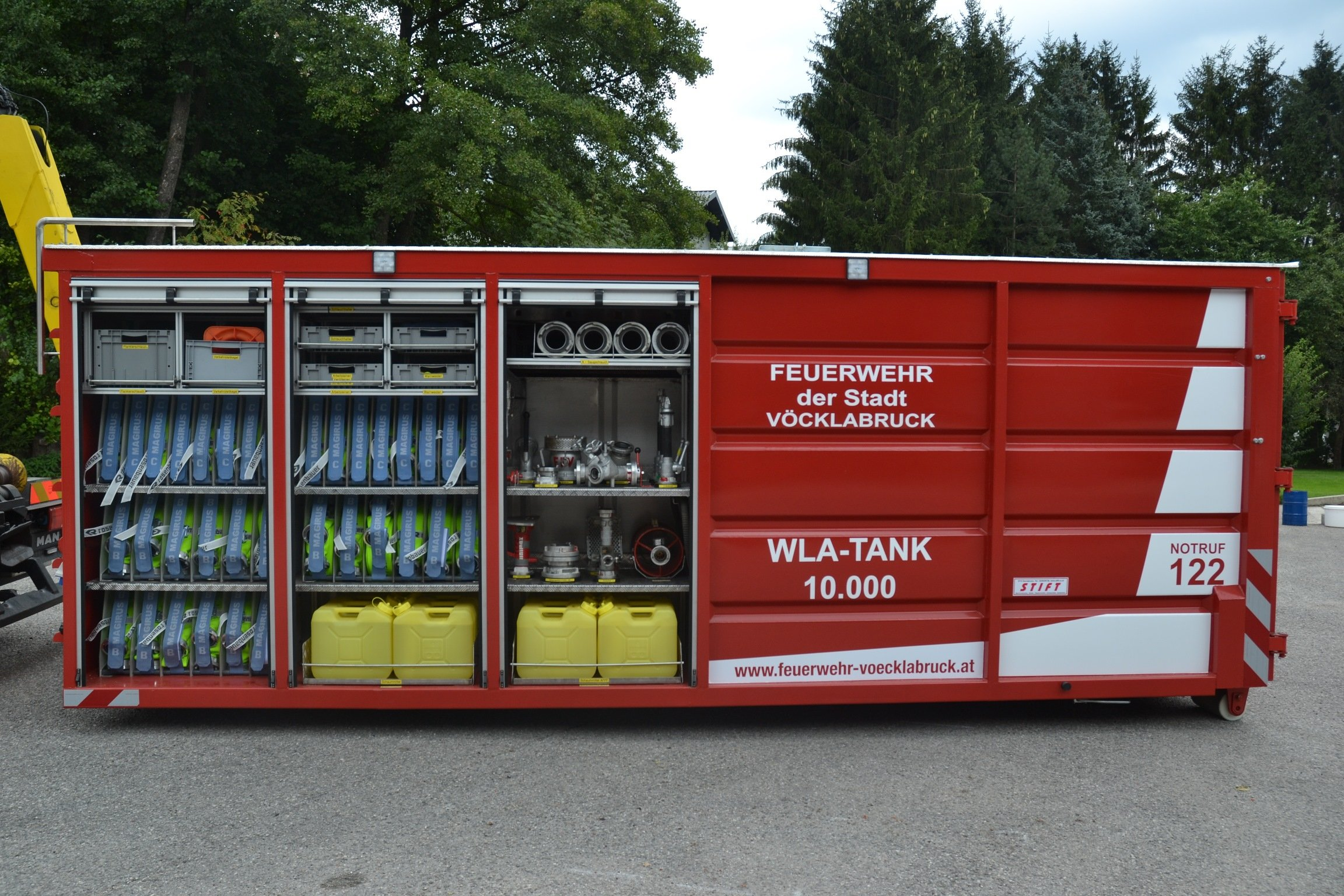 tankcontainer 3 - Fuhrpark