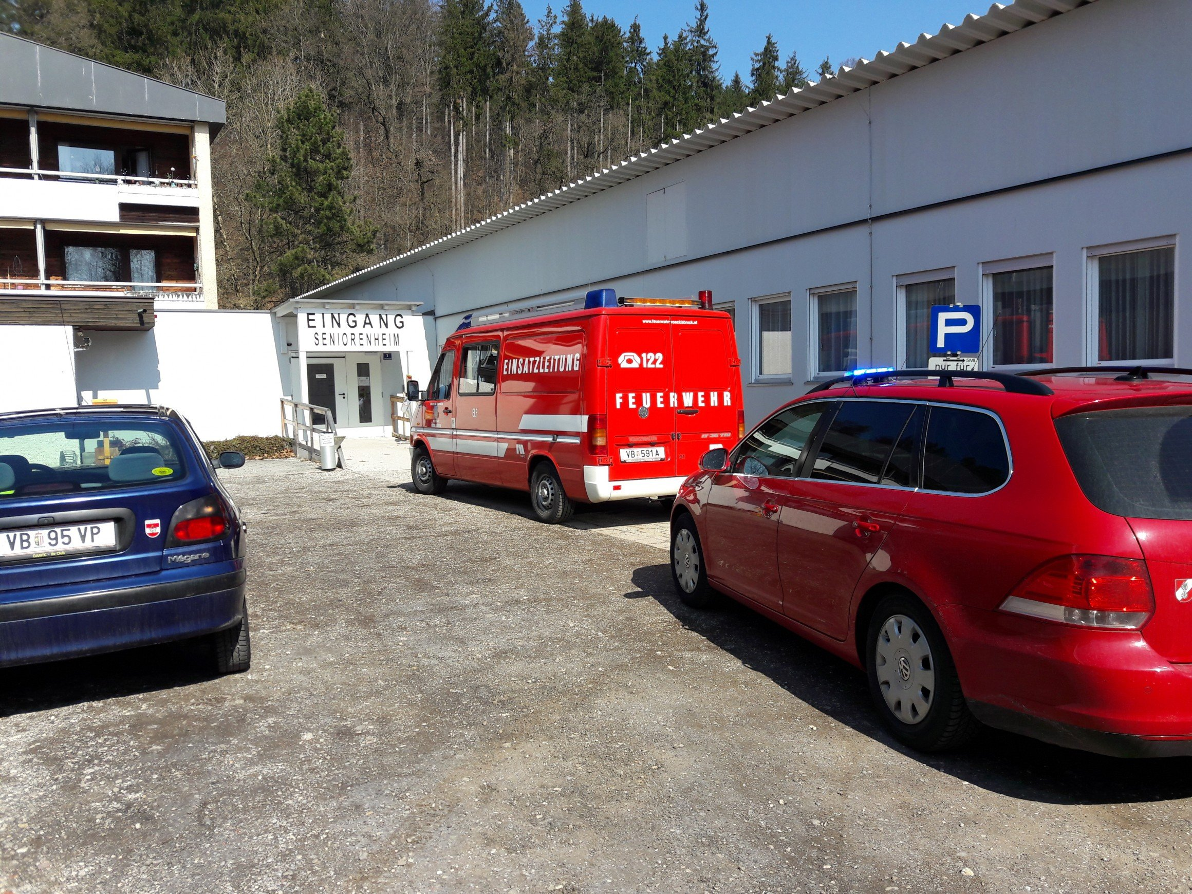 20180325 140400 - Brandmeldealarm städt. Seniorenheim