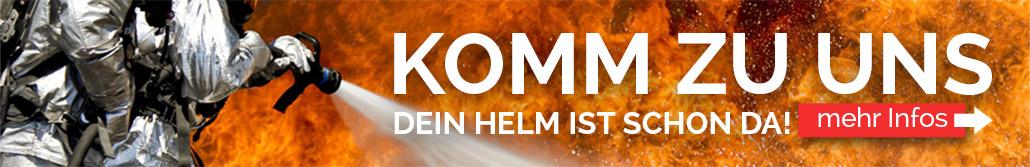 banner komm zu uns - FF Vöcklabruck
